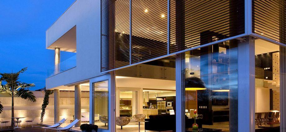 Penthouse mostrado desde afuera