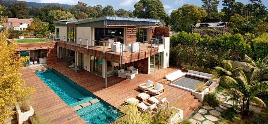 Casa de DJ Avicii ubicada en California