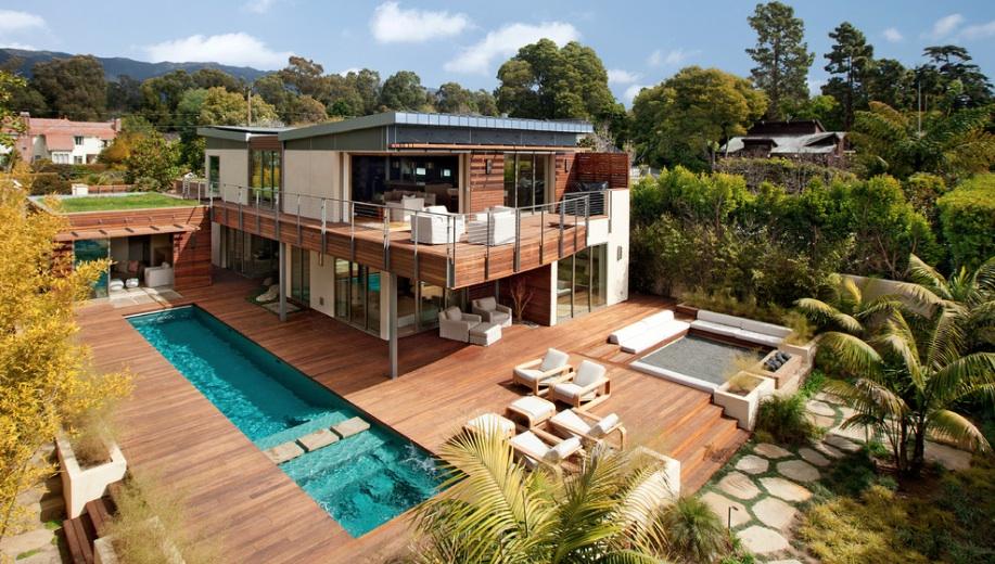 Te mostramos la casa de DJ Avicii