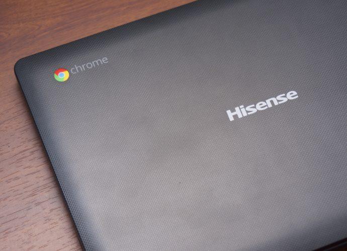 Chromebook Hisense con la mejor oferta