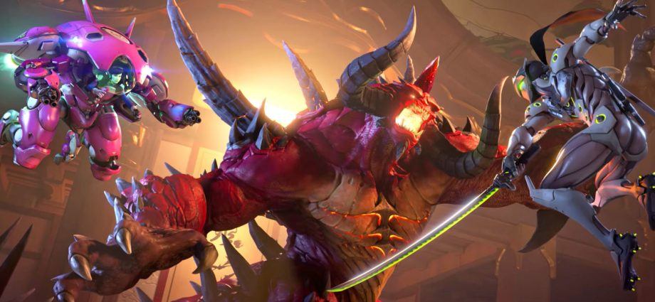 Heroes Of The Storm cambia su sistema de juego