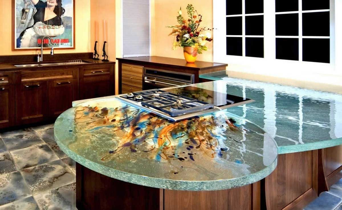 Encimeras el mejor diseño para tu casa