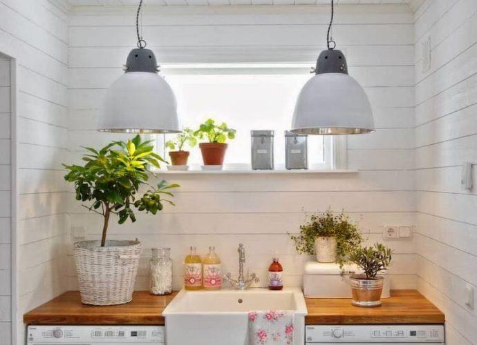 Ideas de lavandería para mejorar el espacio