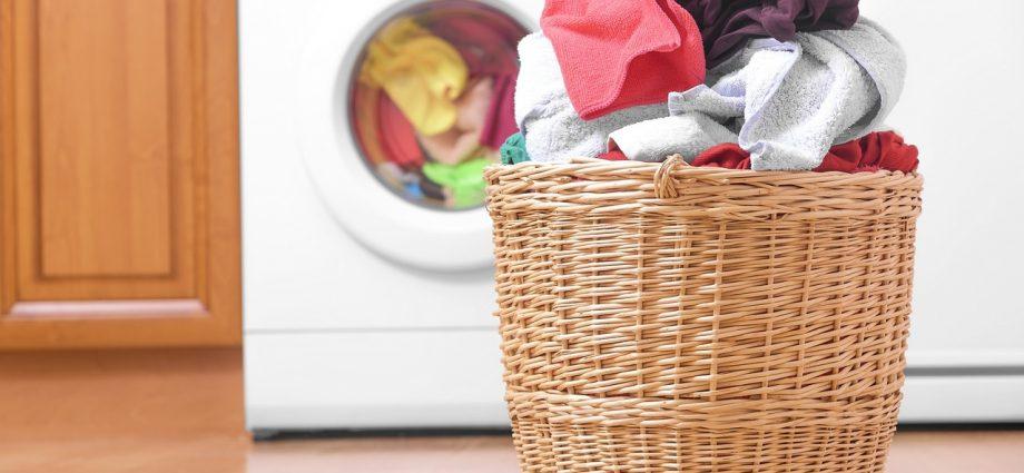 Cómo mantener limpio el cuarto de lavado