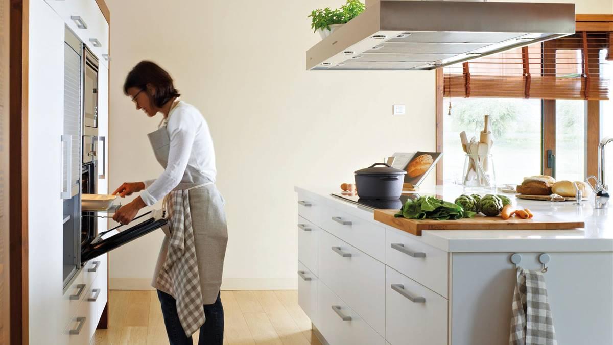 Las mujeres y las tareas del hogar