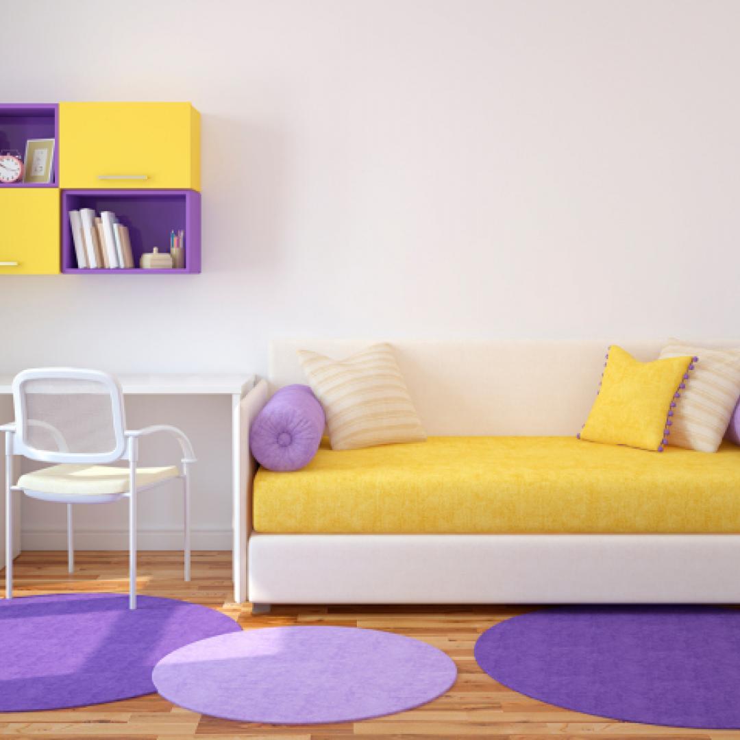 Qué colores usan los diseñadores de interiores
