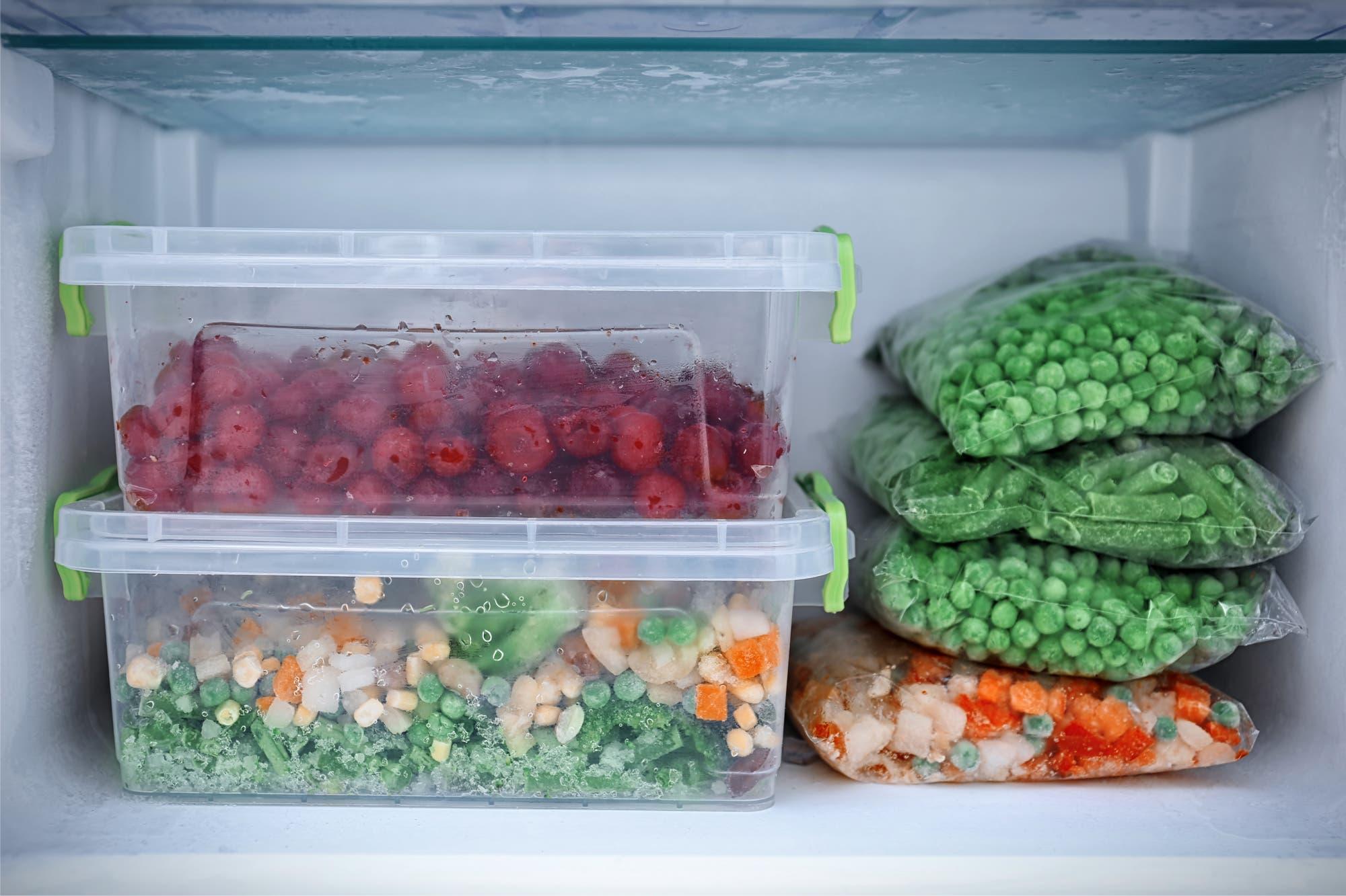 Los alimentos que tienes que meter al congelador