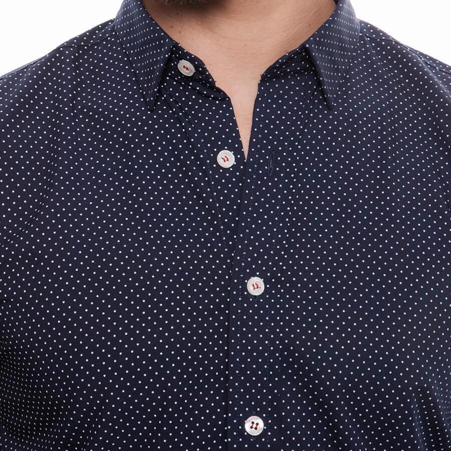 estilo de camisas para hombre