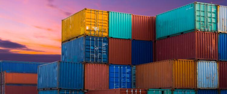 Los contenedores marítimos cambiaron al mundo
