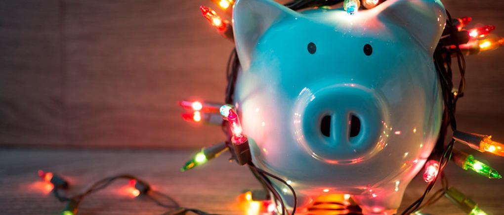 Ahorrando para navidad
