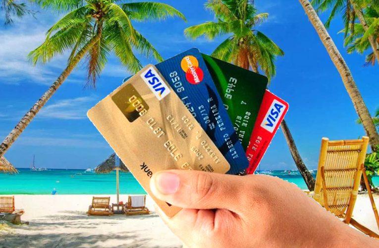 Las mejores tarjetas de crédito para viajar
