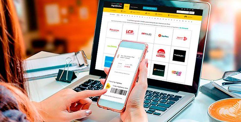 Comprando en línea
